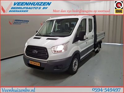 tweedehands Ford Transit 2.2TDCI Dubbele Cabine Pick-Up Airco