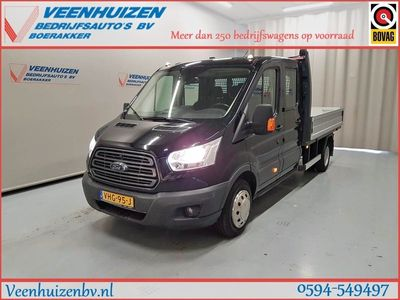 tweedehands Ford Transit 2.0TDCI Dubbele Cabine Pick-Up 170PK Airco Euro 6!