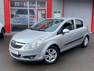 tweedehands Opel Corsa 1.4-16V Enjoy 5 Deurs Airco Cruise Lm.velgen Elec.