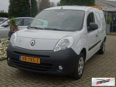 tweedehands Renault Kangoo ZE Έlectric 2013 Maxi Automaat EX Accu