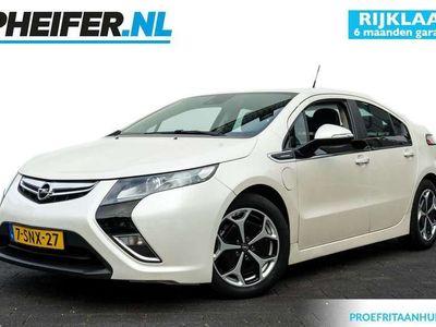 tweedehands Opel Ampera 1.4 150pk Hybrid Aut. Navigatie / Lederen int. / Stoelverwarming / Camera / Bose / Rijstrooksensor