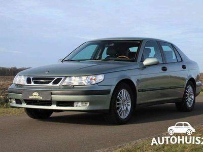 tweedehands Saab 9-5 3.0t V6 200pk Griffin Automaat (bj2000)