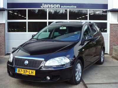 tweedehands Fiat Croma 2.2-16V Dynamic Automaat 2007, Climate control, Cr