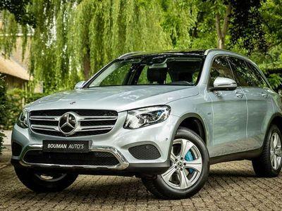 tweedehands Mercedes GLC350 350e 4MATIC incl BTW Panorama Distronic Plus