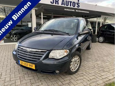 tweedehands Chrysler Grand Voyager 2.8 CRD Business Edition AIRCO/Cruise control/trek