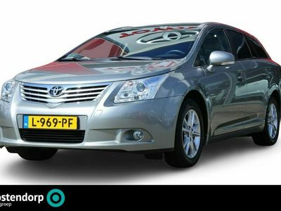 tweedehands Toyota Avensis Wagon 1.8 VVTi Dynamic Navigatie | trekhaak 1500kg | Navigatie | Parkeersensors met camera |