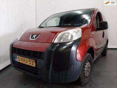 tweedehands Peugeot Bipper 1.4 HDi XR Trekhaak SCHADE