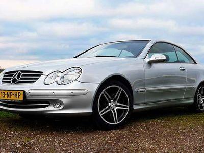 tweedehands Mercedes CLK200 Coupé Elegance, Youngtimer