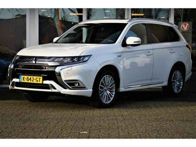 tweedehands Mitsubishi Outlander 2.4 PHEV 4WD Automaat Instyle -EX BTW- € 36950- incl. BTW