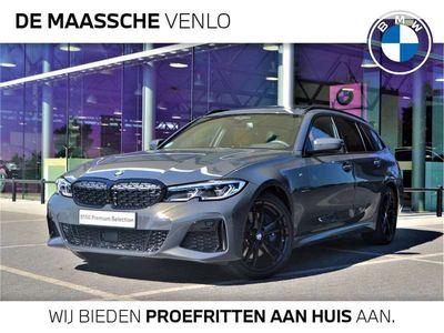"tweedehands BMW M340 3 Serie Touring i xDrive High Executive M Sport Automaat / Navi.prof / Laser licht / Head Up / 19""LM-velgen"
