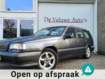 tweedehands Volvo 850 2.5 Comfort-Line / airco / leder / trkhk /nap /apk