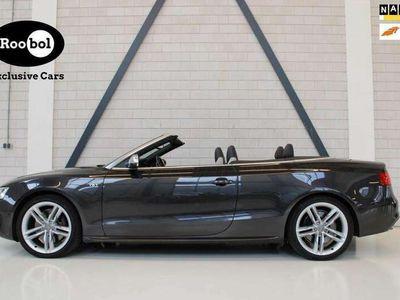 tweedehands Audi S5 Cabriolet Quattro Pro Line l Schaalstoelen l Keyle