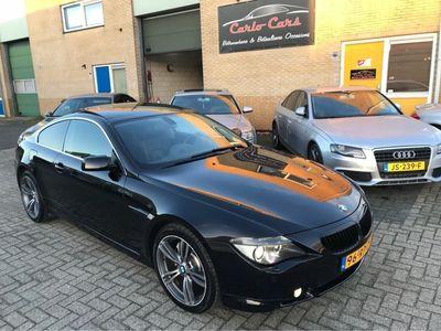 tweedehands BMW 645 6-serie Ci V8 333PK! VERKOCHT!