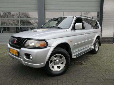 tweedehands Mitsubishi Pajero Sport Grijs kenteken