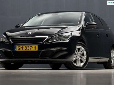 tweedehands Peugeot 308 SW 1.6 BlueHDI Blue Pack Sport (NAVIGATIE, BLUETOO