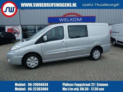 tweedehands Citroën Jumpy 12 2.0 HDI 164 PK L2H1 DUBBEL CABINE Pack Look Pac