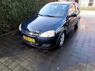 tweedehands Opel Corsa 1.2-16V Full Rhythm