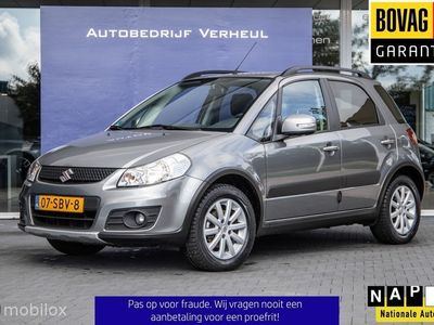 tweedehands Suzuki SX4 1.6 Exclusive Navi Clima Cruise Nap Boekjes