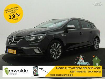 tweedehands Renault Mégane GT Line Estate 1.3 140pk TCe Adaptief cruise control I Climate control I Led koplampen