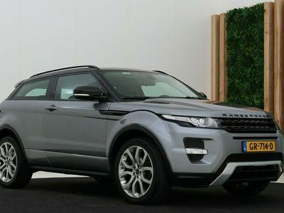 tweedehands Land Rover Range Rover evoque Coupé 2.0 Si 4WD Dynamic | Automaat | Leder | Meridian Sound | Navigatie | 77dkm!