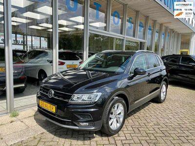 tweedehands VW Tiguan 1.4 TSI 4Motion Highline / 150 PK / AUTOMAAT / NAV