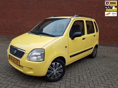 tweedehands Suzuki Wagon R+ 1.3 GL AUTOMAAT! APK TOT 10-2021!