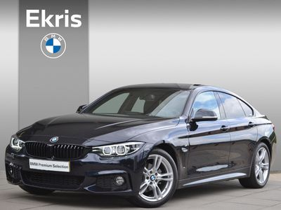 tweedehands BMW 420 4 Serie Gran Coupé i Aut. High Executive M Sportpakket / Trekhaak - December Sale