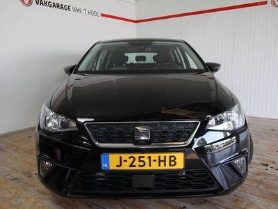 tweedehands Seat Ibiza 1.0 TSI Business Intense,Navi,Cruise c,Airco,Lm velgen