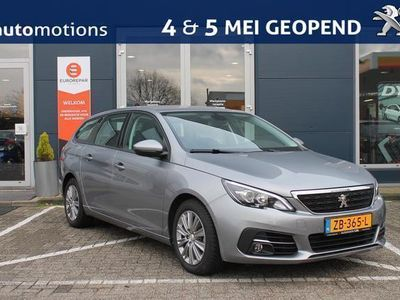 tweedehands Peugeot 308 1.2 PureTech 130pk BL Premium NAVI   CLIMA   BT