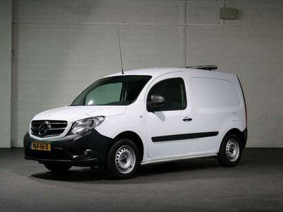 tweedehands Mercedes Citan 108 CDI Airco Sidebars Zwaailamp