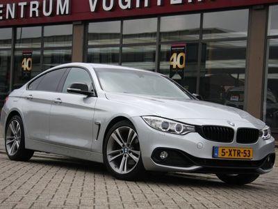 tweedehands BMW 420 4-SERIE Gran Coupé i 184pk Aut. Executive Sport leder/Xenon/LED