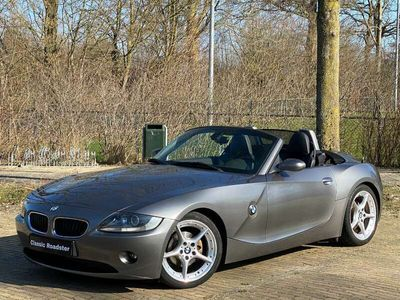 tweedehands BMW Z4 ROADSTER 2.5i 6 CILINDER, AUTOMAAT, M-PAKKET