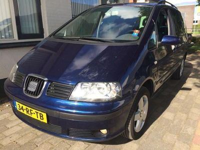 tweedehands Seat Alhambra 1.9 TDI automaat PD/AUY 85KW 116PK 7 persoons (all