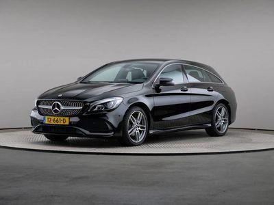 tweedehands Mercedes 180 CLA-Klasse Shooting BrakeBusiness Solution AMG Upgrade Edition, Automaat, LED, Navigatie