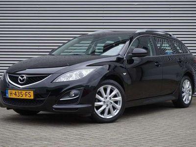 tweedehands Mazda 6 SportBreak 1.8 Sport, Airco, Ecc, Cruise