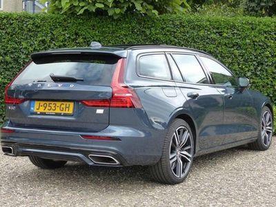 tweedehands Volvo V60 2.0 T6 Recharge AWD R-Design