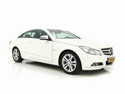 tweedehands Mercedes 200 E-Klasse CoupéCGI Elegance AUT. *1/2LEDER+NAVI+PDC+ECC+CRUISE*