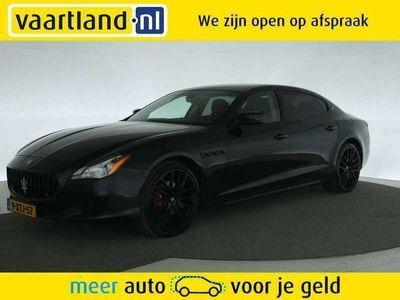 tweedehands Maserati Quattroporte 3.0 D 275PK Aut.