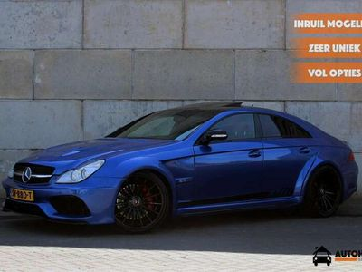 tweedehands Mercedes CLS63 AMG AMG Aut. Black Series Designo Schuifdak, Keyless, 20 i