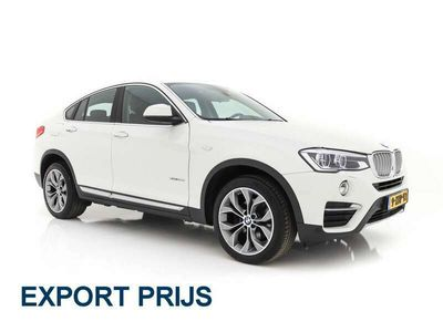 tweedehands BMW X4 xDrive30d High Executive X-LINE AUT. *NAVI-PROF+36