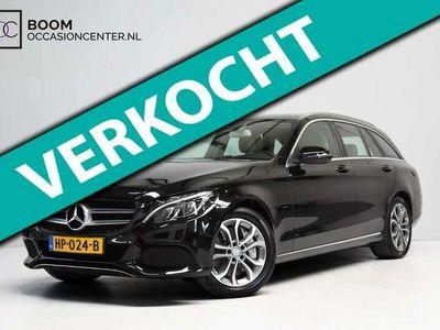 tweedehands Mercedes C350 Estate e CAMERA/ORG.NL/LED/17.INCH/EX.BTW/NIEUWSTA