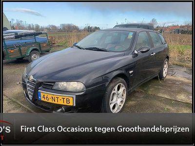tweedehands Alfa Romeo 156 2.0 JTS Impression zie tekst