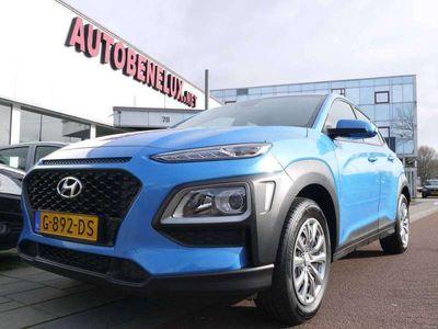 tweedehands Hyundai Kona 1.0 T-GDI i-Drive
