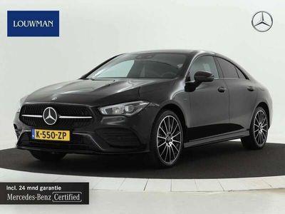 tweedehands Mercedes CLA250 e Premium Plus | Sfeerverlichting | Spiegelpakket |..