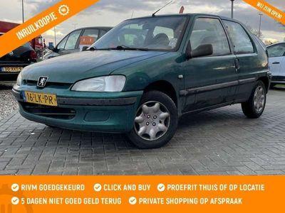 tweedehands Peugeot 106 1.1 XR | NW APK | STUURBEKR