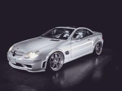 tweedehands Mercedes SL55 AMG AMG wide body