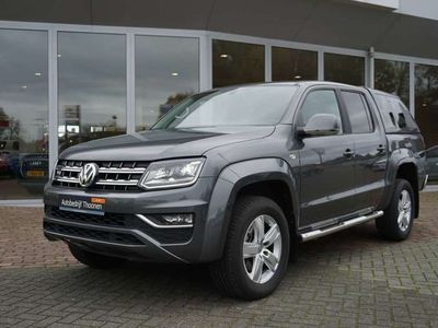 tweedehands VW Amarok  3.0 TDI 4Motion Double Cab Highline, navi, camera, pdc