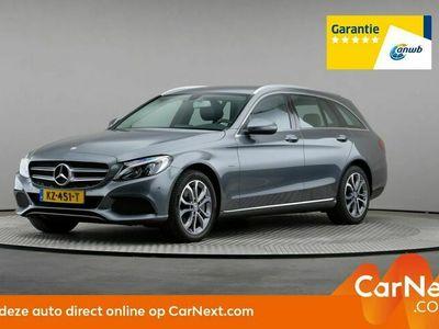 tweedehands Mercedes C350e Lease Edition, Automaat, LED, Navigatie,