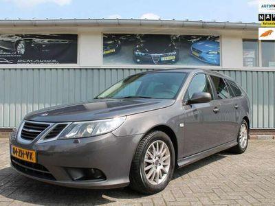 tweedehands Saab 9-3 Sport Estate 1.8t Intro Edition Xenon Navi Stoelvw