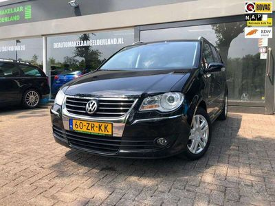 tweedehands VW Touran 1.4 TSI Highline Business Nieuwe Apk/Airco/7 Perso